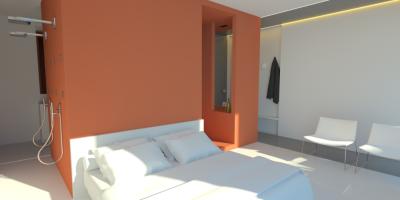 Interieur concept hotel