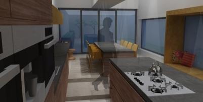 Interieur design keuken
