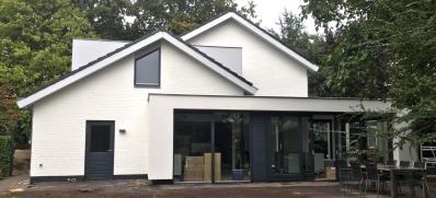 Totaalproject verbouwing villa
